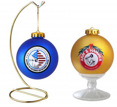 Acrylic Ornament Stands