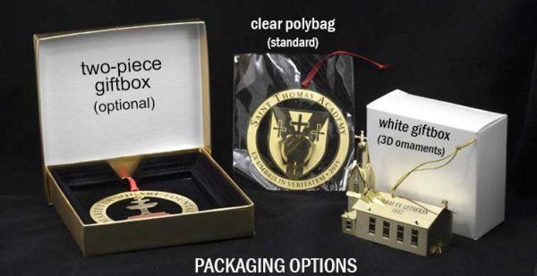 Brass Ornament Packaging