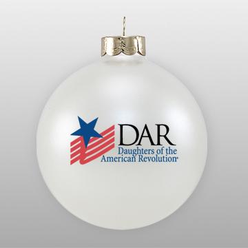 Personalized Custom Non-Profit Ornament